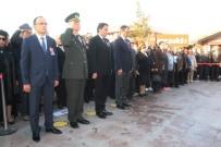 GARNIZON KOMUTANLıĞı - Ayvalık'ta Atatürk Büyük Bir Hüzünle Anıldı
