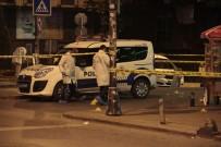 BAHÇELİEVLER - Bahçelievler'de İki Grup Arasında Silahlı Kavga Açıklaması 3 Yaralı
