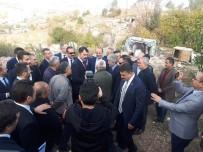 Murat Kurum - Bakan Kurum, Başkent'in Kentsel Dönüşüm Alanlarında İncelemelerde Bulundu