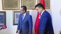BEKIR PAKDEMIRLI - Bakan Pakdemirli Atatürk'ün Karargahında