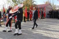 HÜSNÜ BOZKURT - Başkale'de 10 Kasım Atatürk'ü Anma Günü