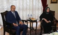 MARMARA BÖLGESI - Başkan Aktaş, AK Parti İnsan Haklarından Sorumlu Genel Başkan Yardımcısı Usta'yı Ağırladı