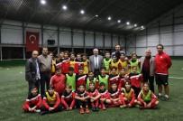 Başkan Baran'dan Sporcu Öğrencilere Destek