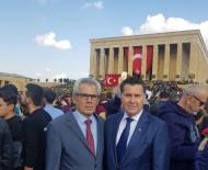 MEHMET YAVUZ DEMIR - Başkan Kocadon Ata'nın Huzurunda