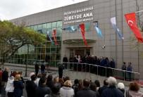 ÇALıKUŞU - Beşiktaş Belediyesi 10 Kasım'da Zübeyde Ana Kültür Ve Sanat Merkezi'ni Hizmete Açtı