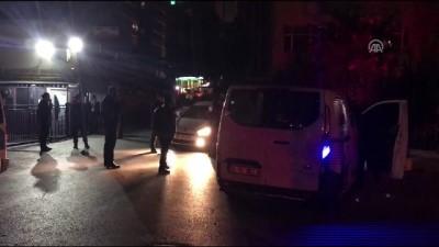 Beşiktaş'ta 'Polis-Şüpheli' Kovalamacası