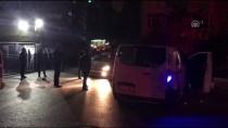 GAYRETTEPE - Beşiktaş'ta 'Polis-Şüpheli' Kovalamacası