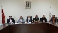 BEÜ 'Kurum İdare Kurulu' Toplantısı Yapıldı