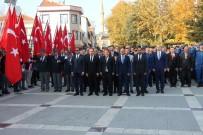 Beyşehir'de 10 Kasım Atatürk'ü Anma Günü