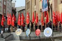 MİLLİ EĞİTİM MÜDÜRÜ - Biga'da 10 Kasım Atatürk'ü Anma Töreni