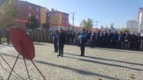 Çaldıran'da 10 Kasım Atatürk'ü Anma Programı