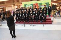 MEHMET KAVUK - Çamlıca Koleji'nden Atatürk'ü Anma Programı