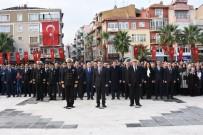 Çanakkale'de 10 Kasım Atatürk'ü Anma Töreni