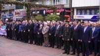 Çaycuma'da Atatürk'ün Ölümünün 80. Yılı Törenlerle Anıldı