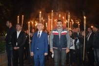 CHP Gençlik Kollarından Ata'ya Saygı Nöbeti