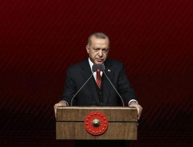Cumhurbaşkanı Erdoğan, 7 askerin şehit olduğunu açıkladı