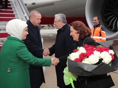 Cumhurbaşkanı Erdoğan Fransa'da