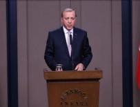 Cumhurbaşkanı Erdoğan: Kaşıkçı'nın katilleri gelen 15 kişinin içindedir
