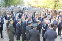 ALİ FUAT ATİK - Dadaşlar Şehitliği'nde Anma Töreni