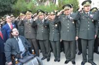 DENIZLI EMNIYET MÜDÜRÜ - Denizli'de Atatürk'ü Anma Töreni