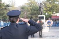 Elazığ'da 10 Kasım Atatürk'ü Anma Günü