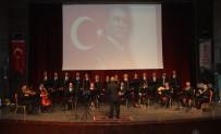 Elazığ'da Atatürk'ün Sevdiği Eserler Seslendirildi