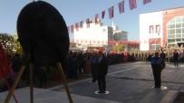 Erciş'te 10 Kasım Atatürk'ü Anma Programı