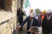Ereğli'de Taş Evler'in Restorasyonu Başladı