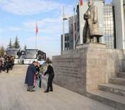 ERÜ'de Atatürk'ü Anma Töreni Düzenlendi