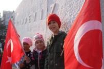 ÖZDEMİR ÇAKACAK - Eskişehir'de 10 Kasım Atatürk'ü Anma Töreni