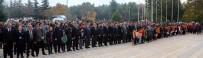 GAÜN'de Atatürk'ü Anma Töreni Düzenlendi