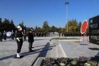 ERZİNCAN VALİSİ - Gazi Mustafa Kemal Atatürk Erzincan'da Anıldı
