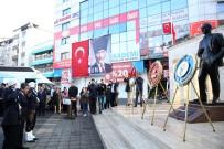 GARNIZON KOMUTANLıĞı - Gazi Mustafa Kemal Atatürk, Esenler'de Anıldı