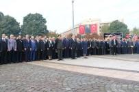 TUGAY KOMUTANI - Gaziantep'te 10 Kasım Atatürk'ü Ama Törenine Asker Damgası