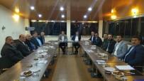Gediz'de 'Sivil Toplum Kuruluşları Platformu' İlk Toplantısını Gerçekleştirdi