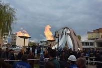 DOĞALGAZ - Güroymak'ta Doğalgaz Meşalesi Yakıldı