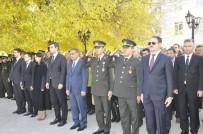 Gürün'de Atatürk'ü Anma Töreni Düzenlendi