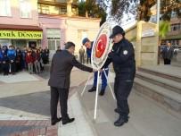 RESIM SERGISI - Havran'da 10 Kasım Atatürk'ü Anma Törenleri
