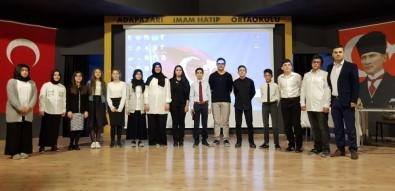 İmam Hatip Ortaokulunda 10 Kasım Atatürk'ü Anma Töreni Düzenlendi