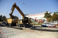 KANALİZASYON - Isparta Belediyesi'nden Hat Yenileme Çalışmaları