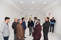 KIŞ MEVSİMİ - Kadın Kültür Ve Eğitim Merkezi Açılışa Hazırlanıyor