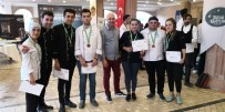 GASTRONOMİ FESTİVALİ - Kapadokya Üniversitesi 8 Madalya Birden Kazandı