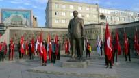 SÜLEYMAN KAMÇI - Kayseri'de 10 Kasım Anma Törenleri Düzenlendi