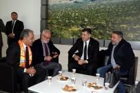 MEMDUH BÜYÜKKıLıÇ - Kayserispor'da Erol Bedir Yeniden Başkan Seçildi