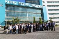 SAĞLIK TURİZMİ - Kepez Devlet Hastanesi'ne Uluslararası İlgi