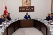 Kilis'te Uyuşturucu İle Mücadele Toplantısı