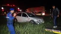 IŞIK İHLALİ - Kırmızı Işık İhlali Kaza Yaptırdı