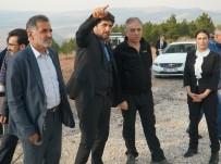 Konya Valisi Toprak'tan Derbent İlçesine Ziyaret