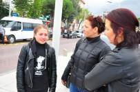Küçük Elif, Atatürk'ü Anma Töreninde Gözyaşlarına Boğuldu
