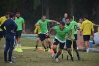 PETKIM - Lider Aliağaspor, Maltepe Maçı Hazırlıklarını Sürdürüyor